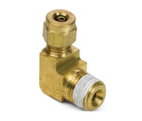 Brass Transmission Male Elbow Fitting 69TF